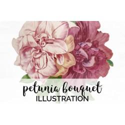 Petunia Bouquet