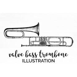 Valve Bass Trombone