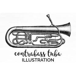 Contrabass Tuba