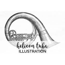 Helicon Tuba
