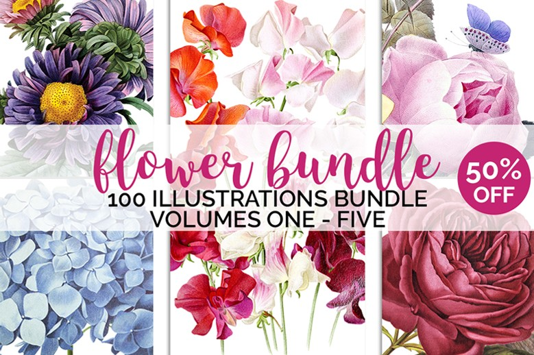 Flower Bundle A01