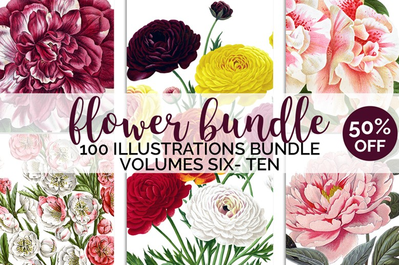 Flower Bundle A02