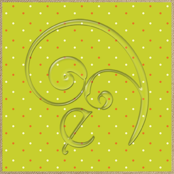 "Free scrapbook background ""Viv Dots"" from enlivendesigns.us"