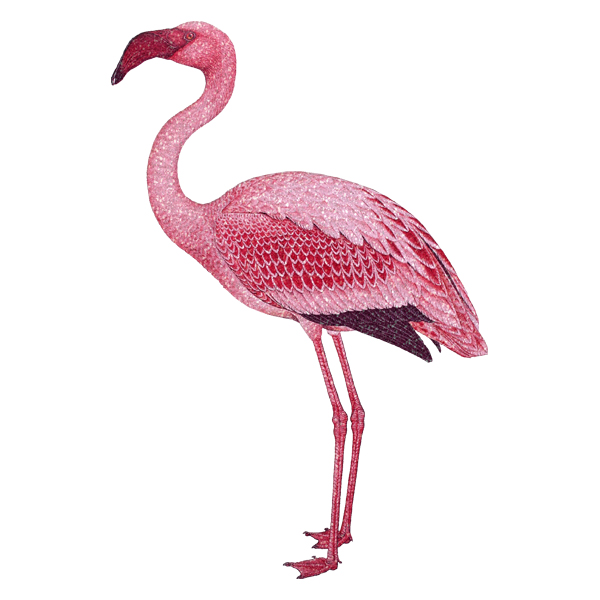 glitter Flamingo (free download)
