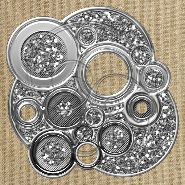 grayscale tech circles (free download)