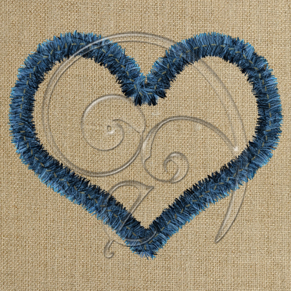 pipe cleaner heart (free download)