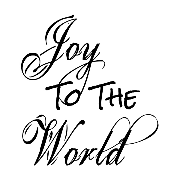 Joy to the World (free download)