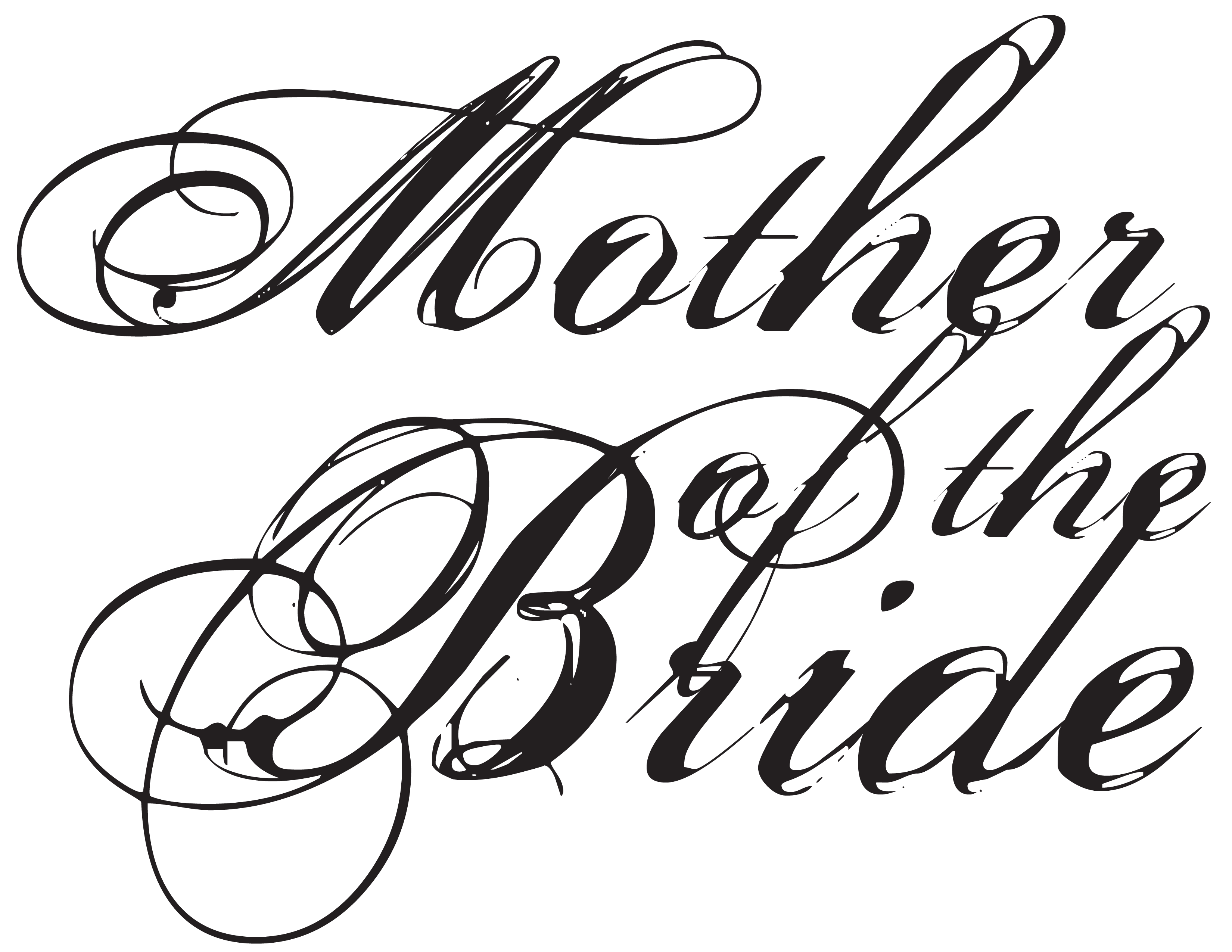 mother of the bride clipart - photo #13