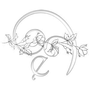 116 Rosebud and Leaf (free download)
