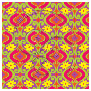 bright colin damask (free download)